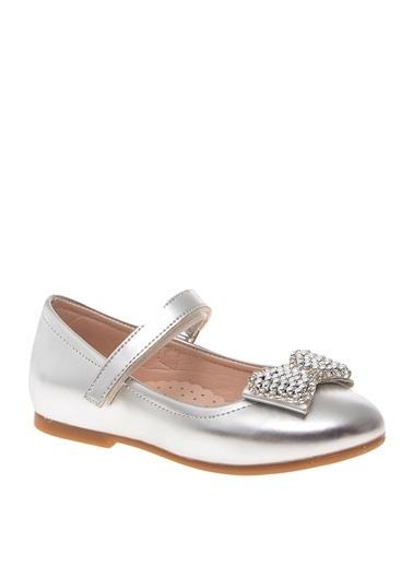 Barbie Ayakkabı Gümüş